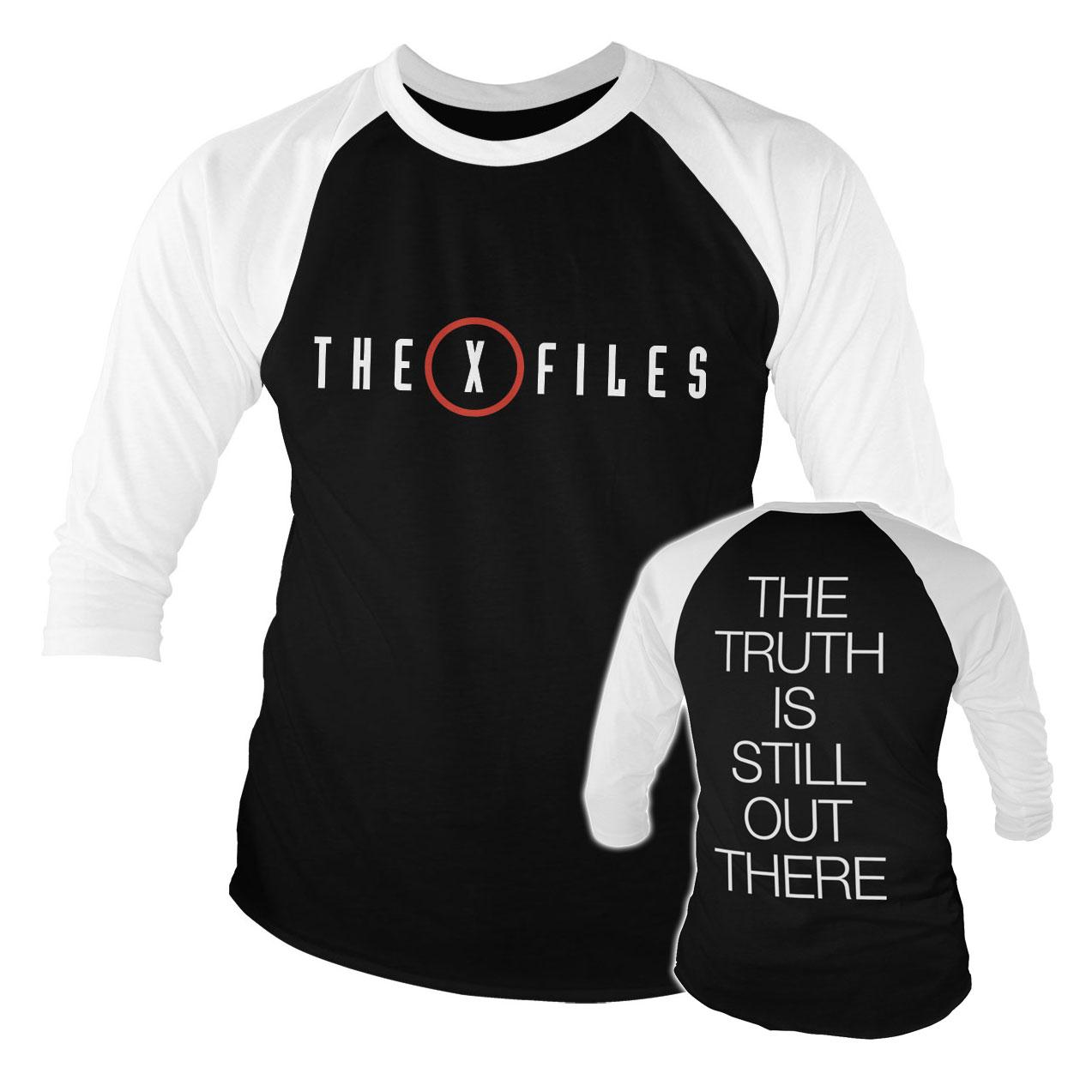 Tričká s dlhým rukávom The X-Files   Akty X