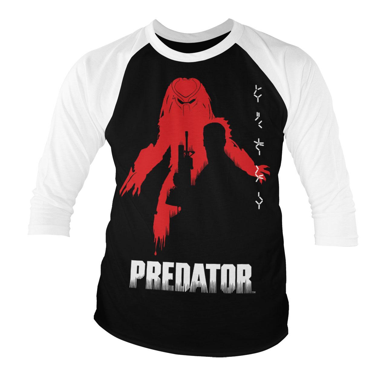 Tričká s dlhým rukávom Predator