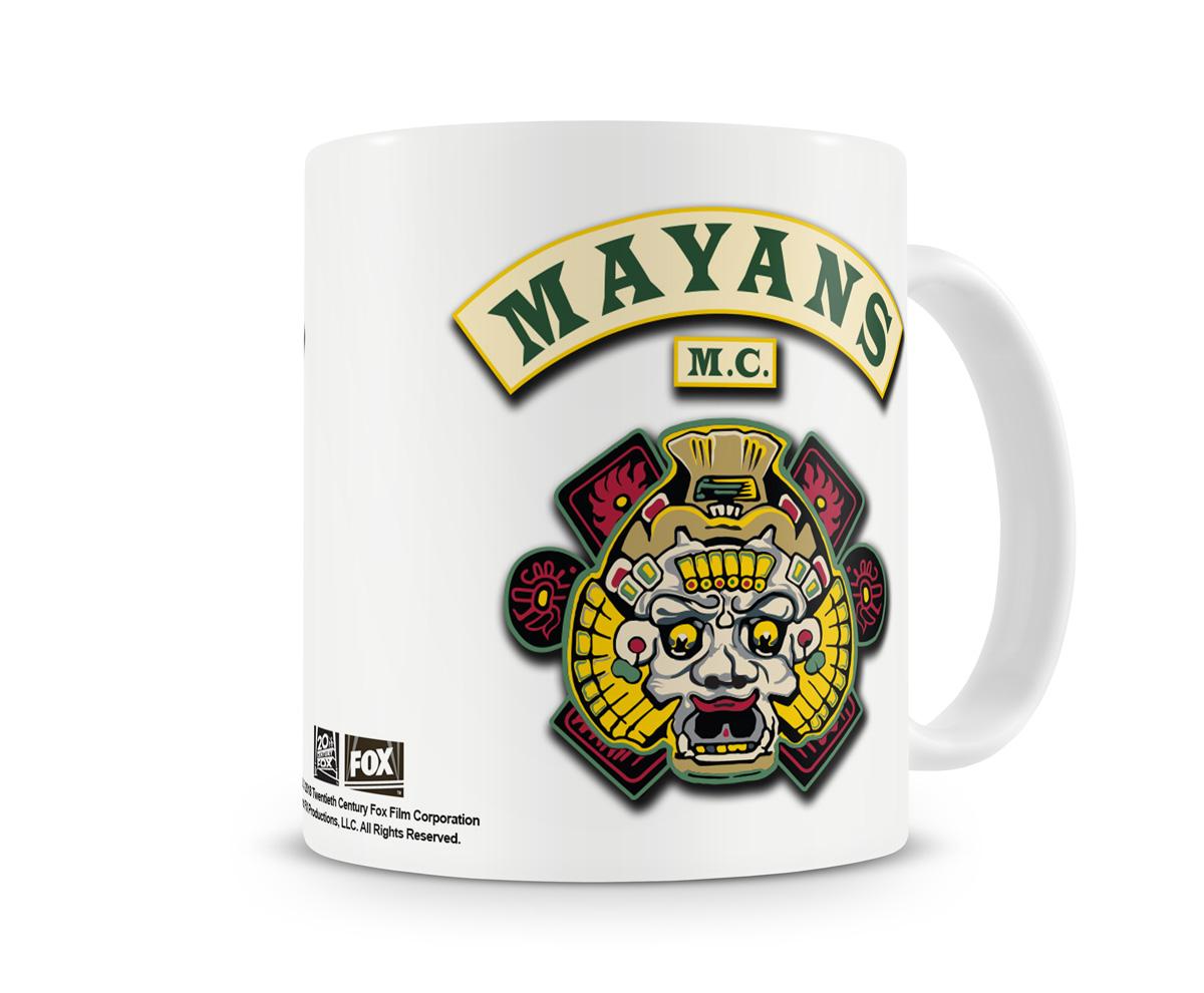 Hrnčeky Mayans M.C.