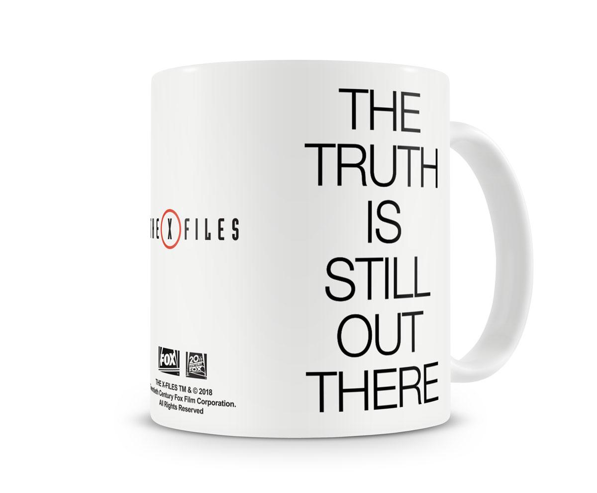 Hrnčeky The X-Files Akty X