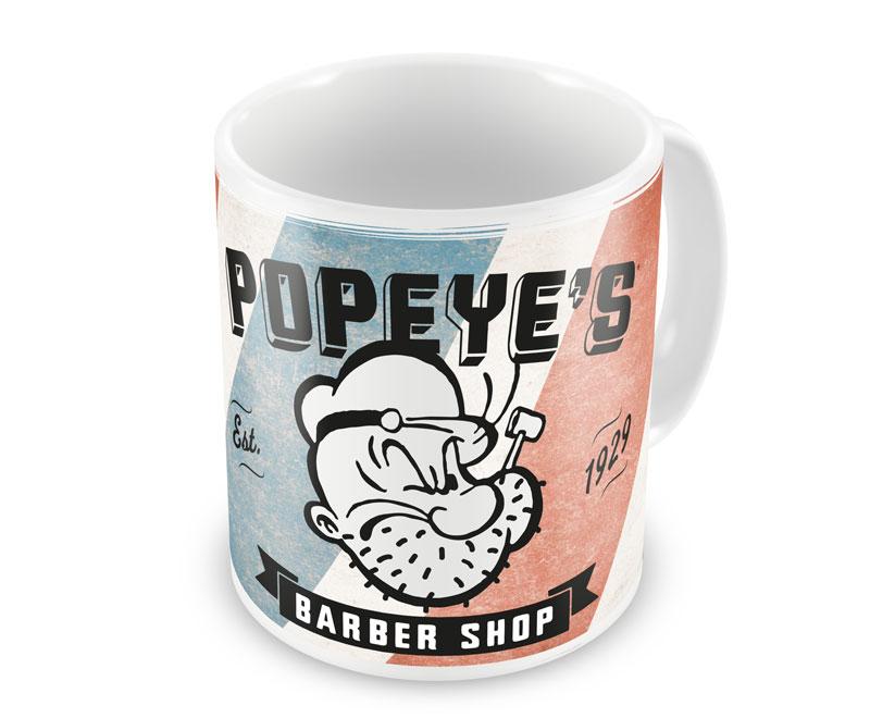 Hrnčeky Popeye Pepek námorník