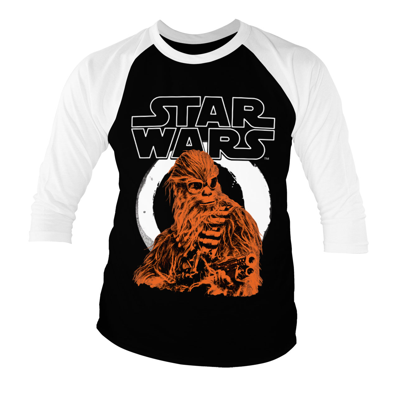 Tričká s dlhým rukávom Solo A Star Wars Story