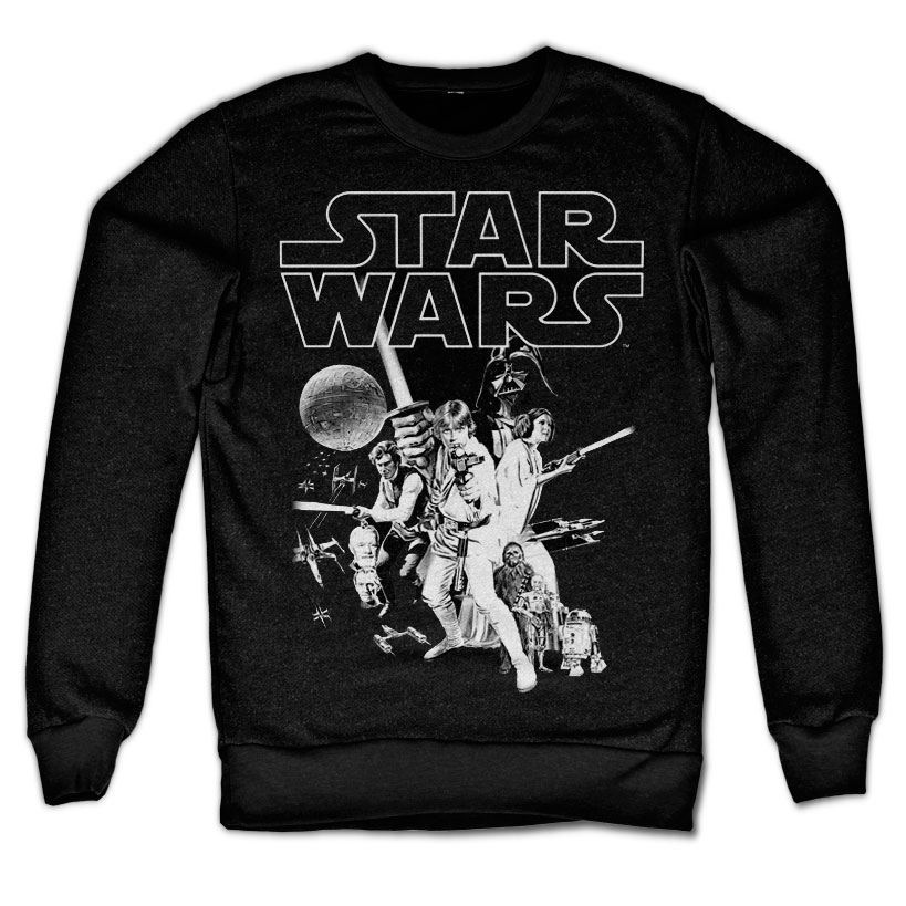 Tričká s dlhým rukávom Star Wars