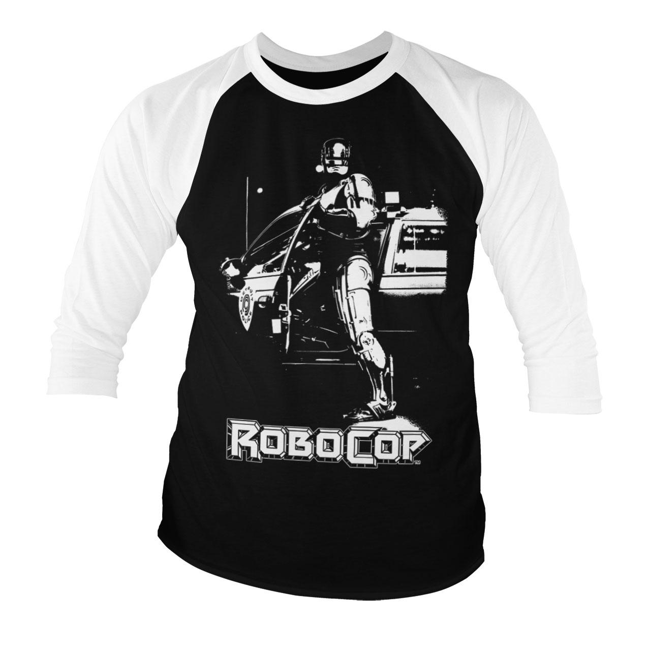 Tričká s dlhým rukávom Robocop