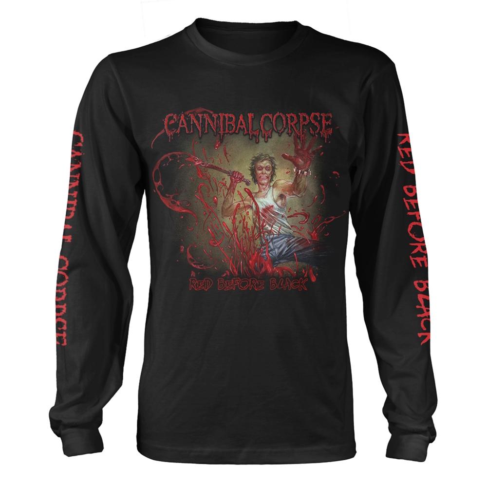 Trička s dlhým rukávom Cannibal Corpse