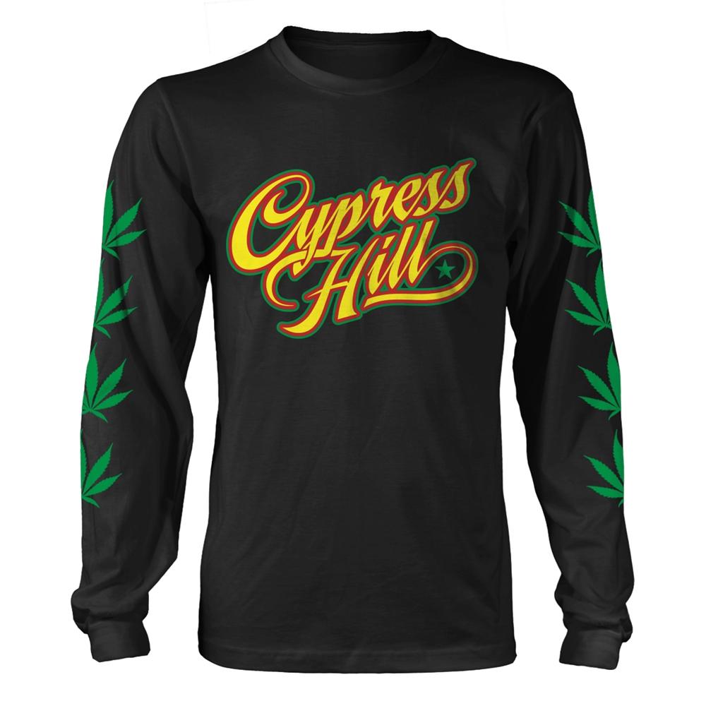 Tričko s dlhým rukávom Cypress Hill