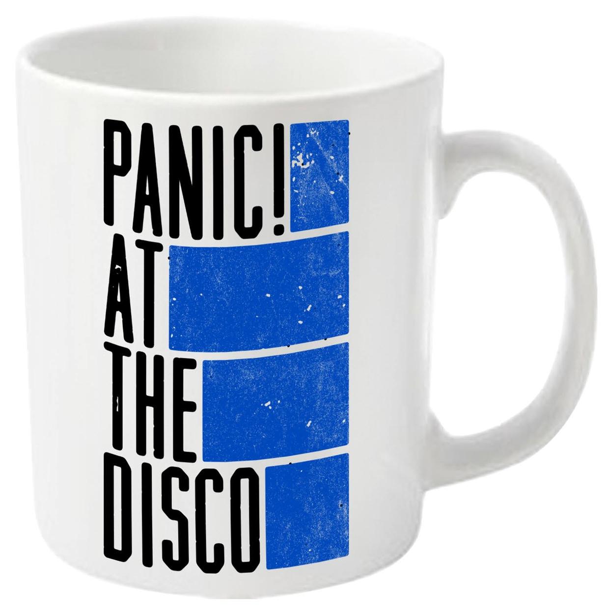 Hrnčeky Panic! at the Disco