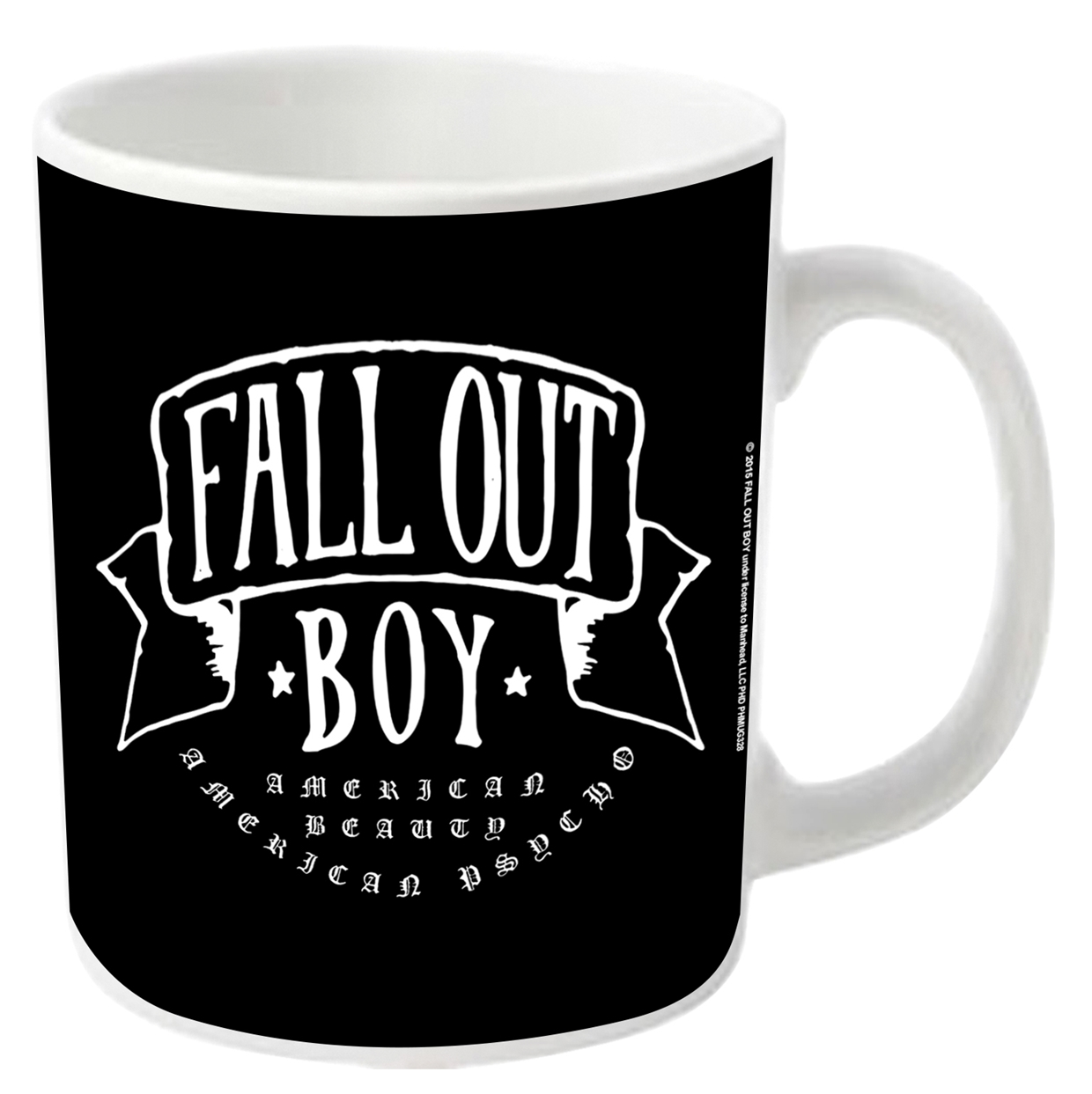 Hrnčeky Fall Out Boy