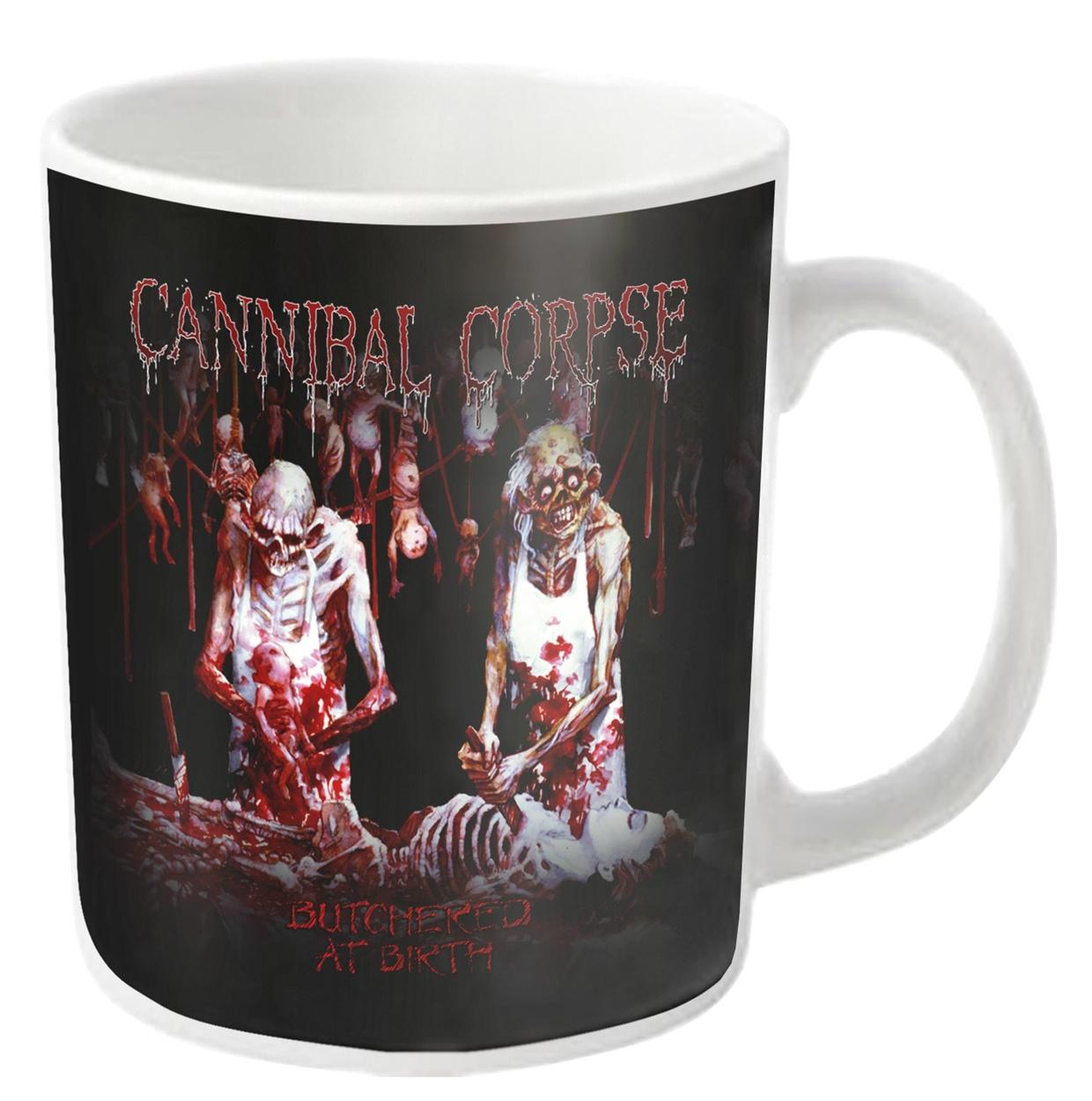 Hrnčeky Cannibal Corpse