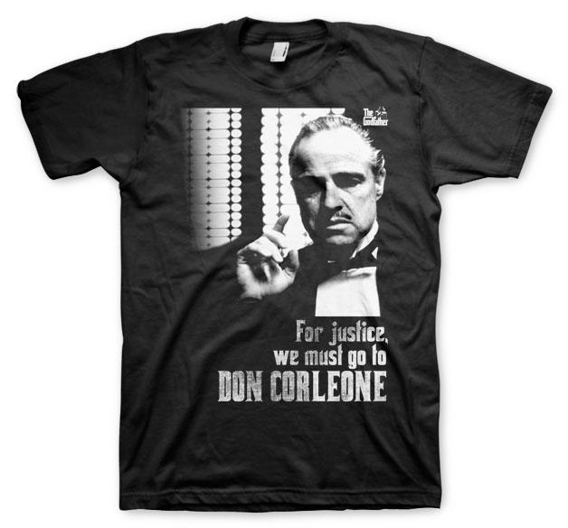 Tričká The Godfather | Krstný otec