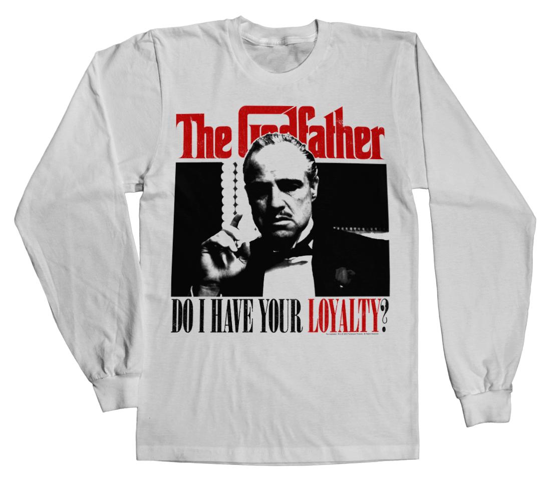 Tričká s dlhým rukávom The Godfather Krstný otec