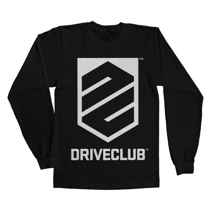 Tričká s dlhým rukávom Driveclub