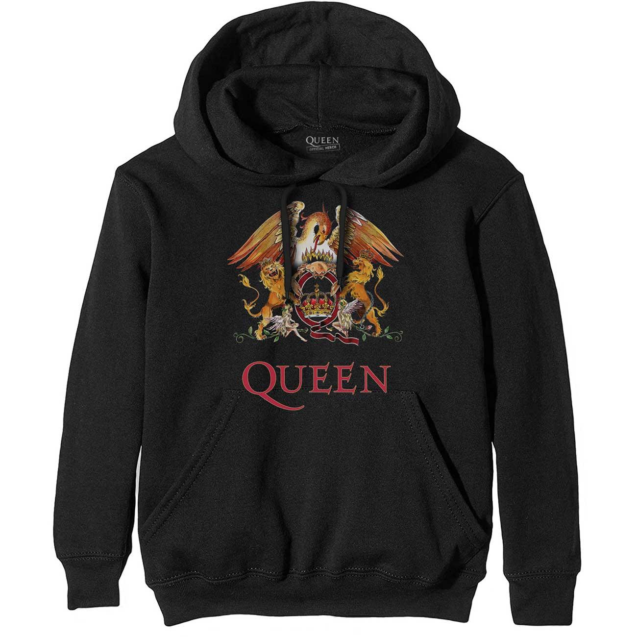 Mikiny Queen