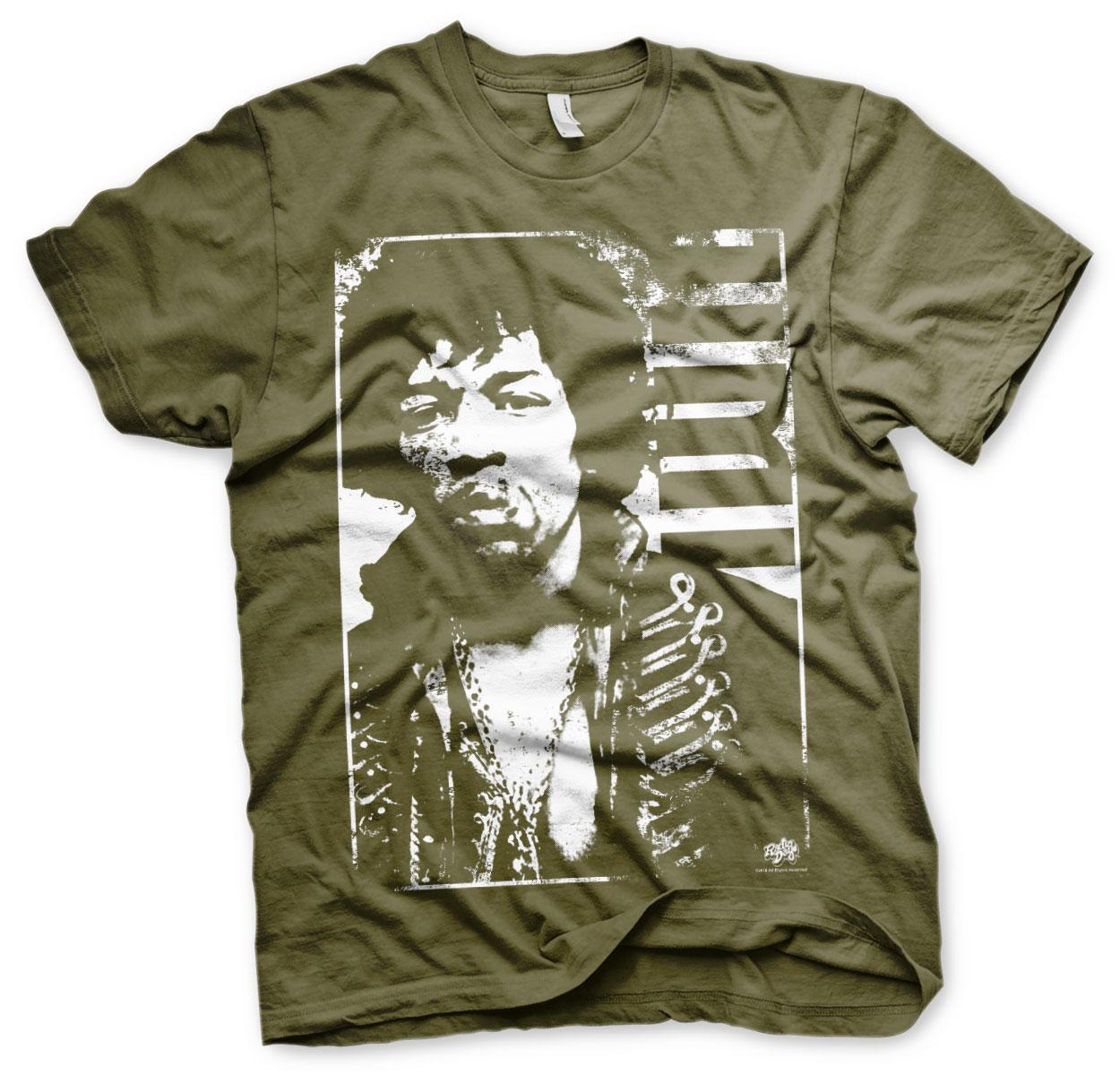 Tričká Jimi Hendrix