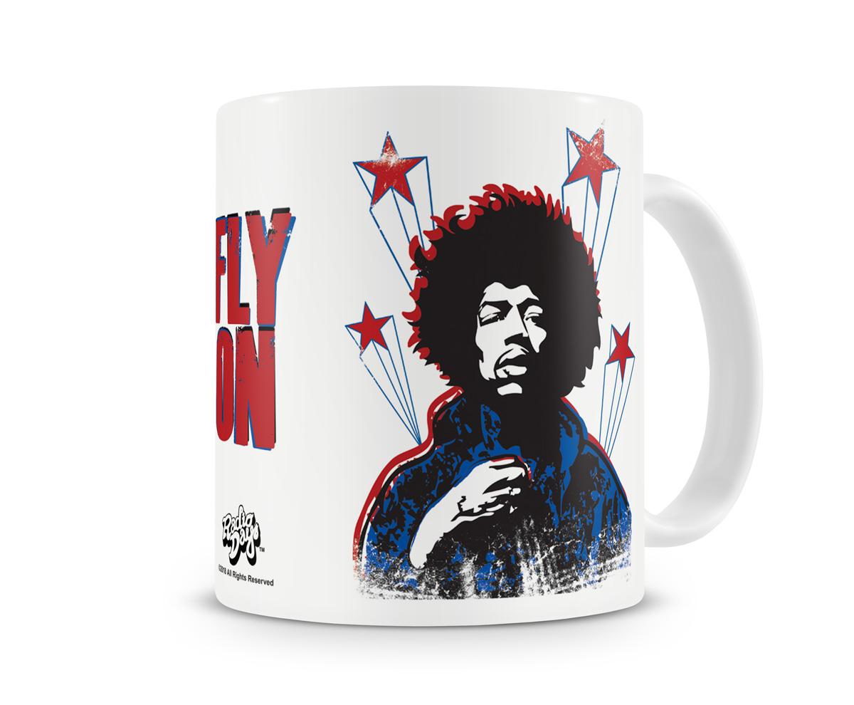 Hrnčeky Jimi Hendrix