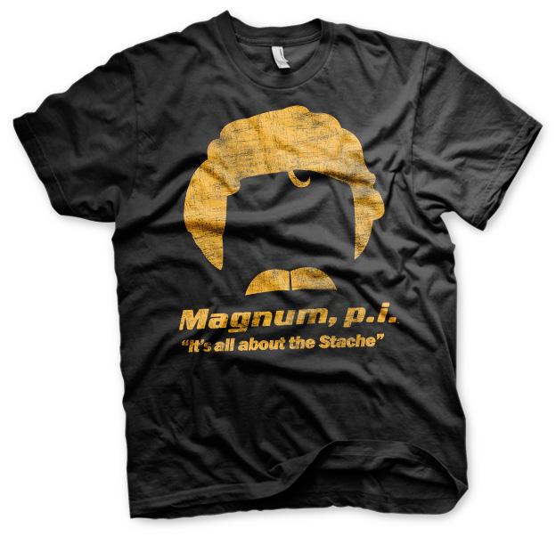 Tričká Magnum, P.I.