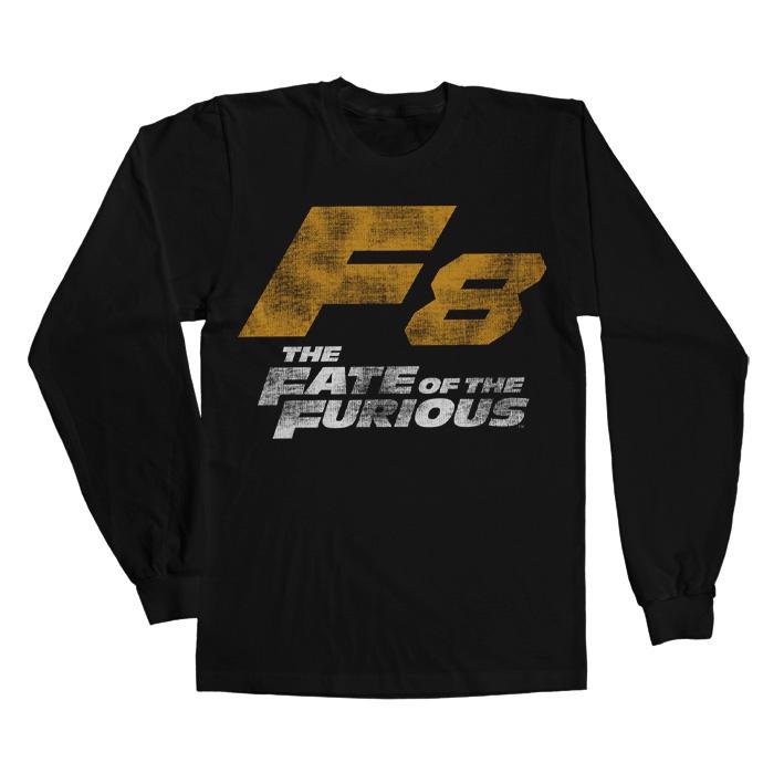 Tričká s dlhým rukávom Fast & Furious
