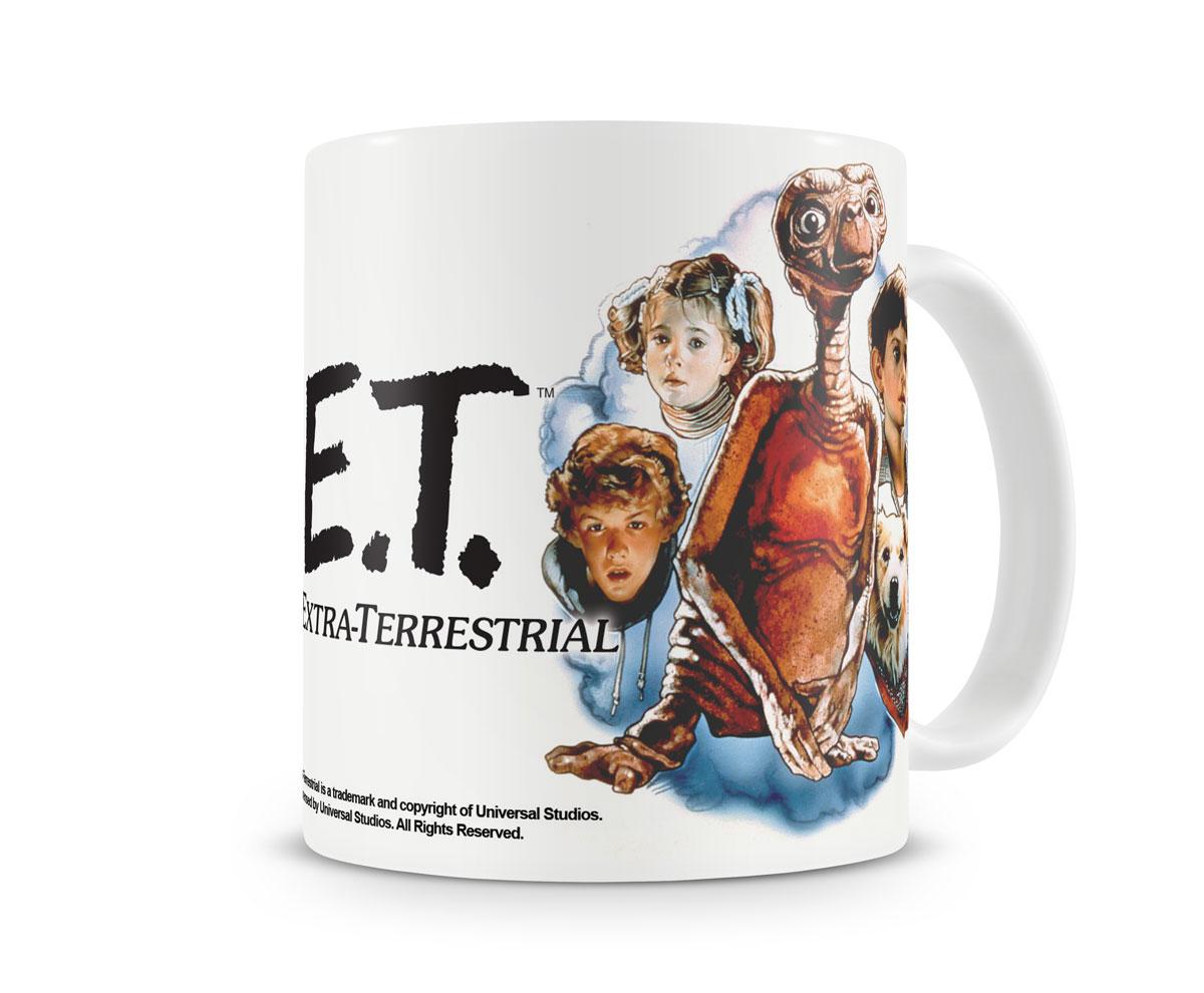 Hrnčeky E.T. / Mimozemšťan