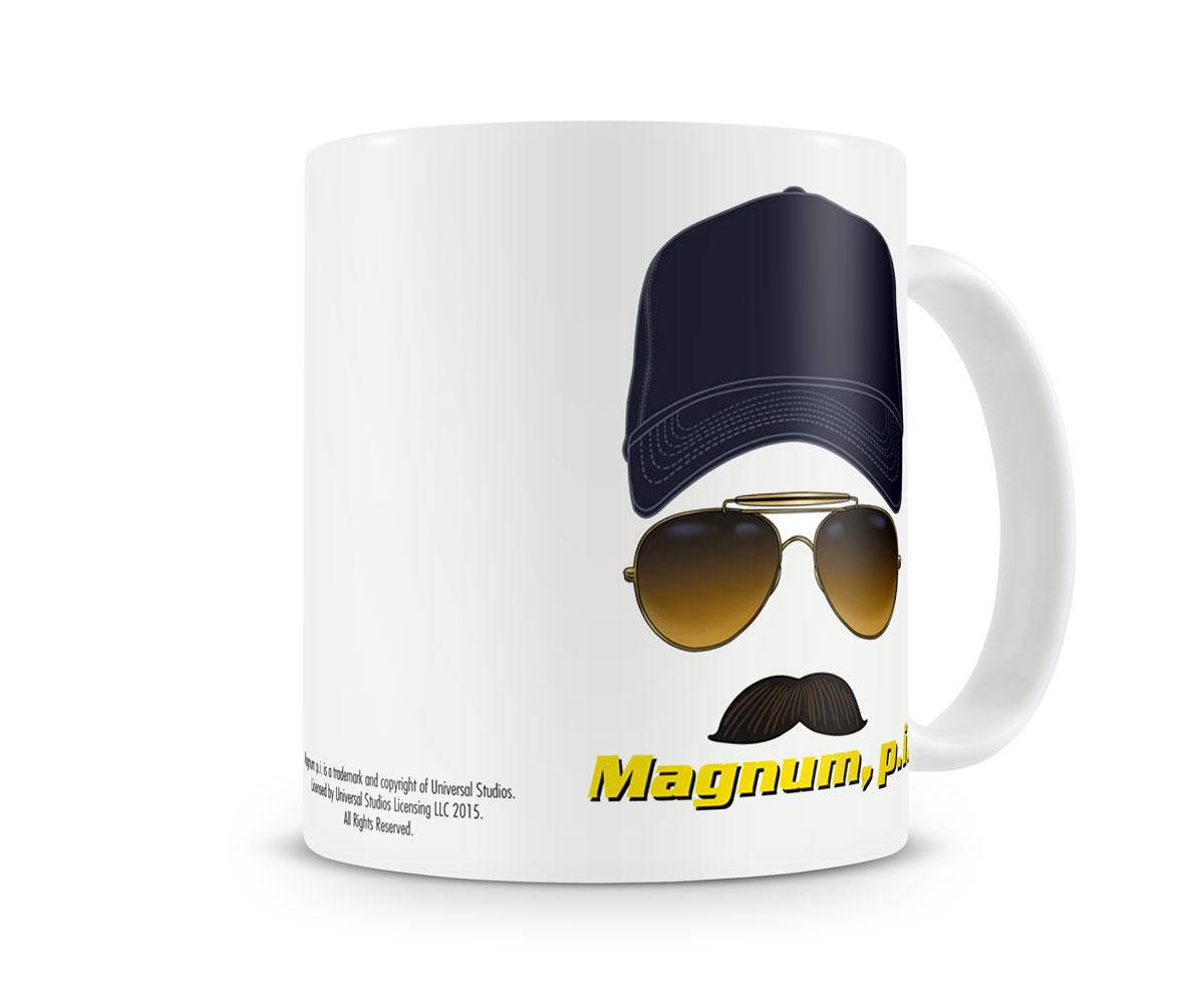 Hrčeky Magnum, P.I.