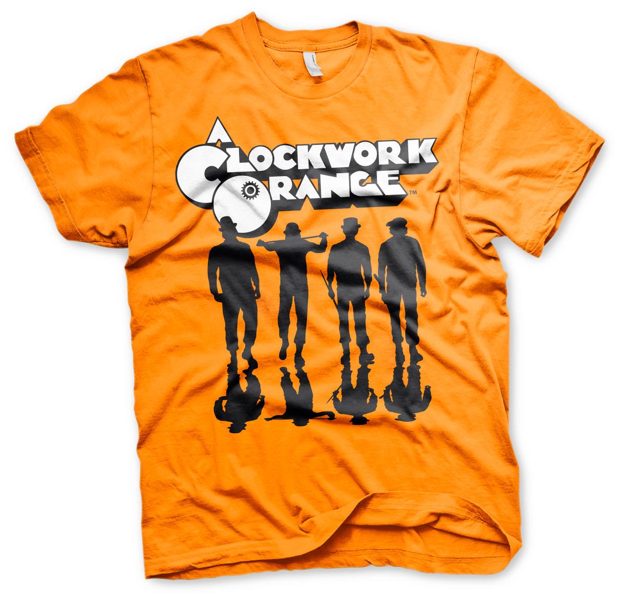 Tričká A Clockwork Orange