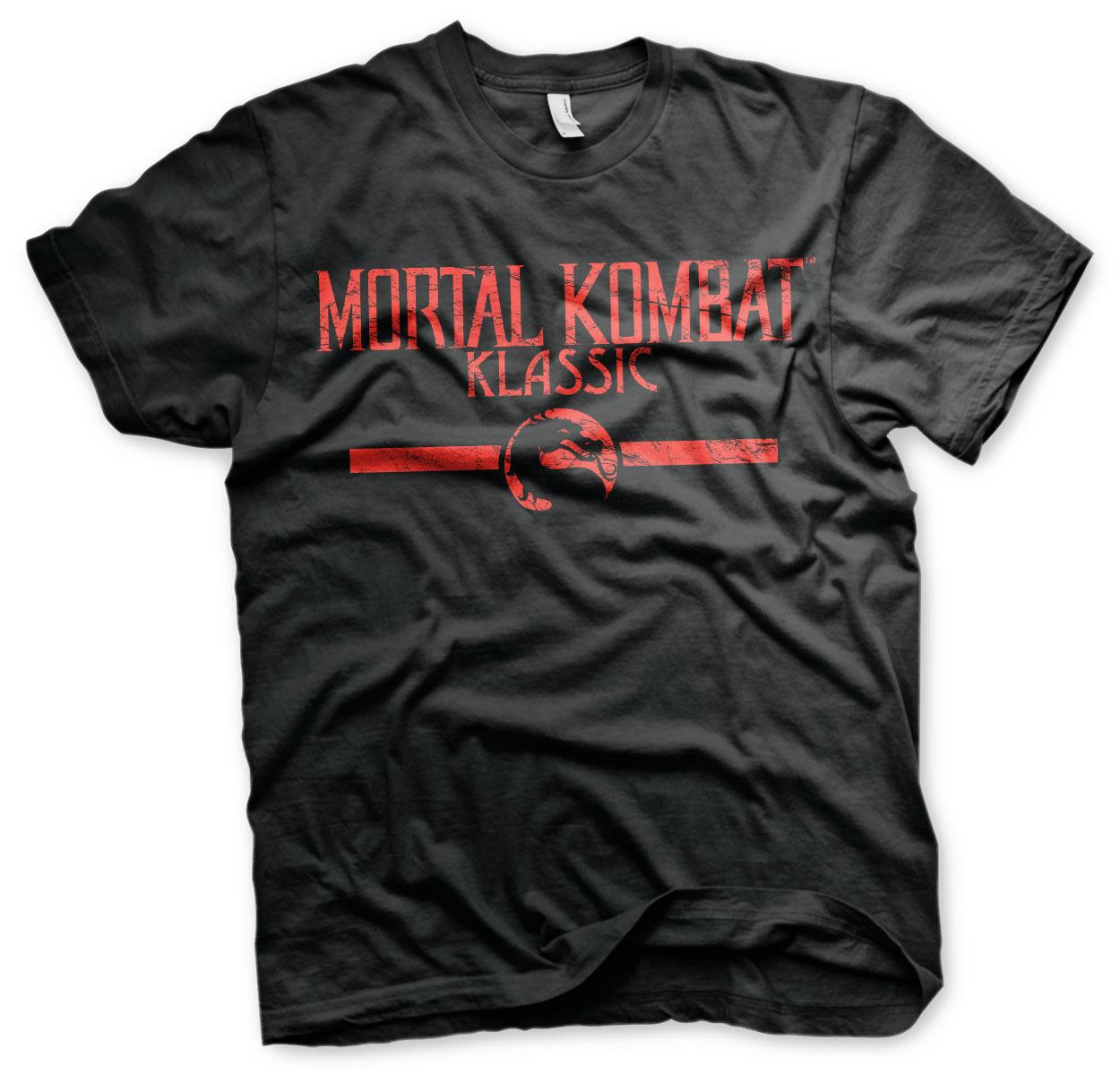 Tričká Mortal Kombat