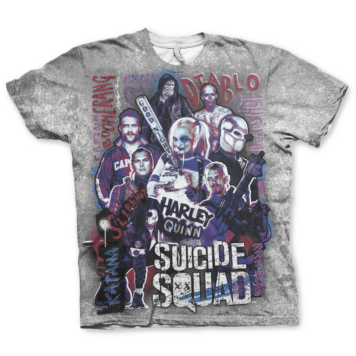 Tričká Suicide Squad