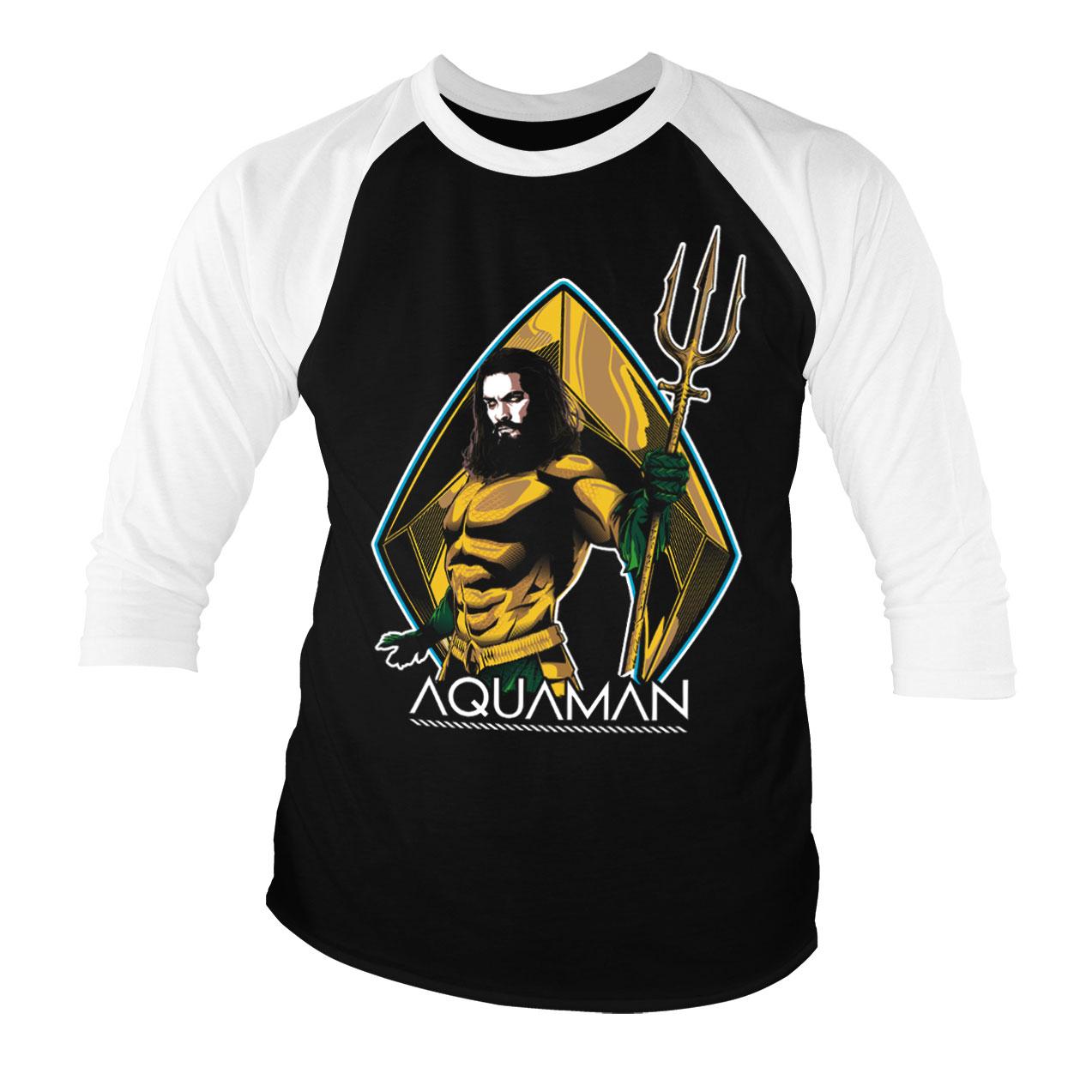 Tričká s dlhým rukávom Aquaman