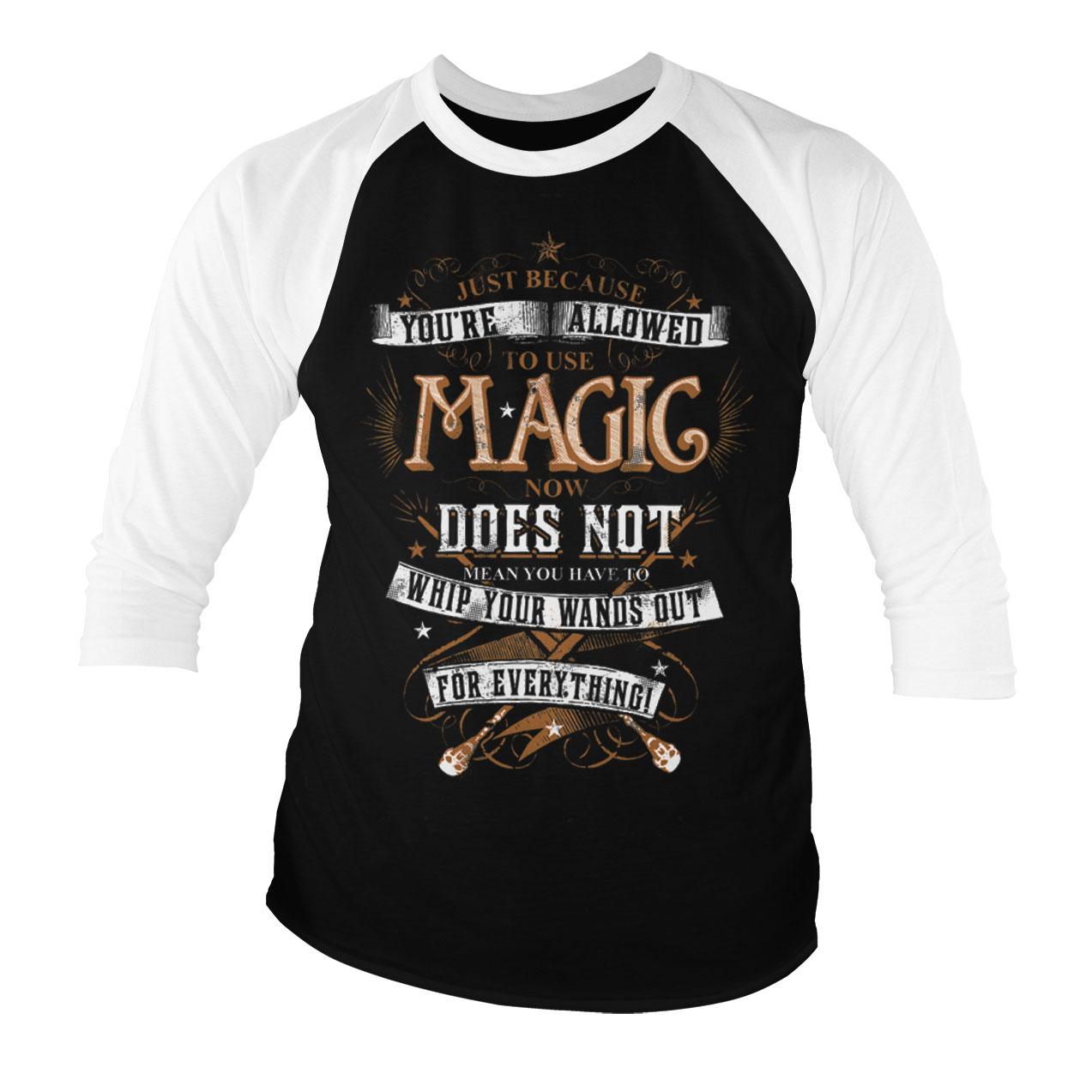 Tričká s dlhým rukávom Harry Potter