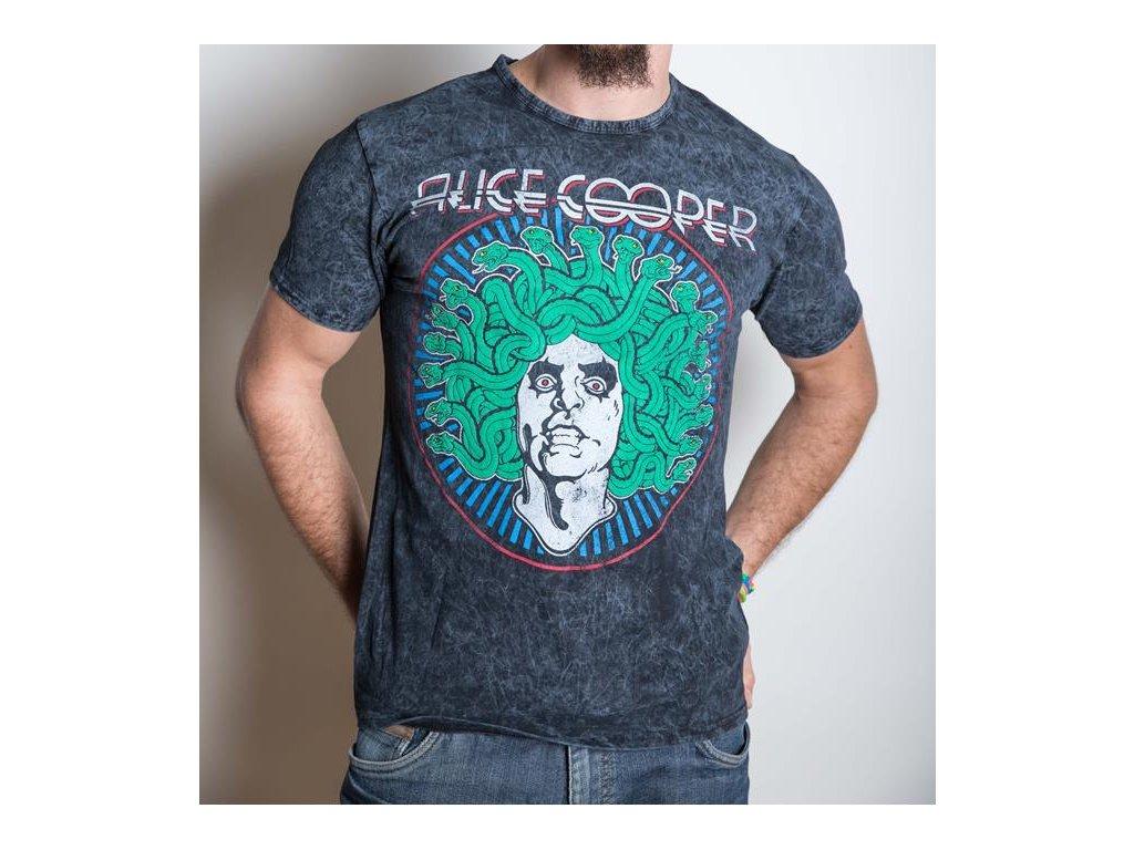 Tričko Alice Cooper MEDUSA (Veľkosť XXL)