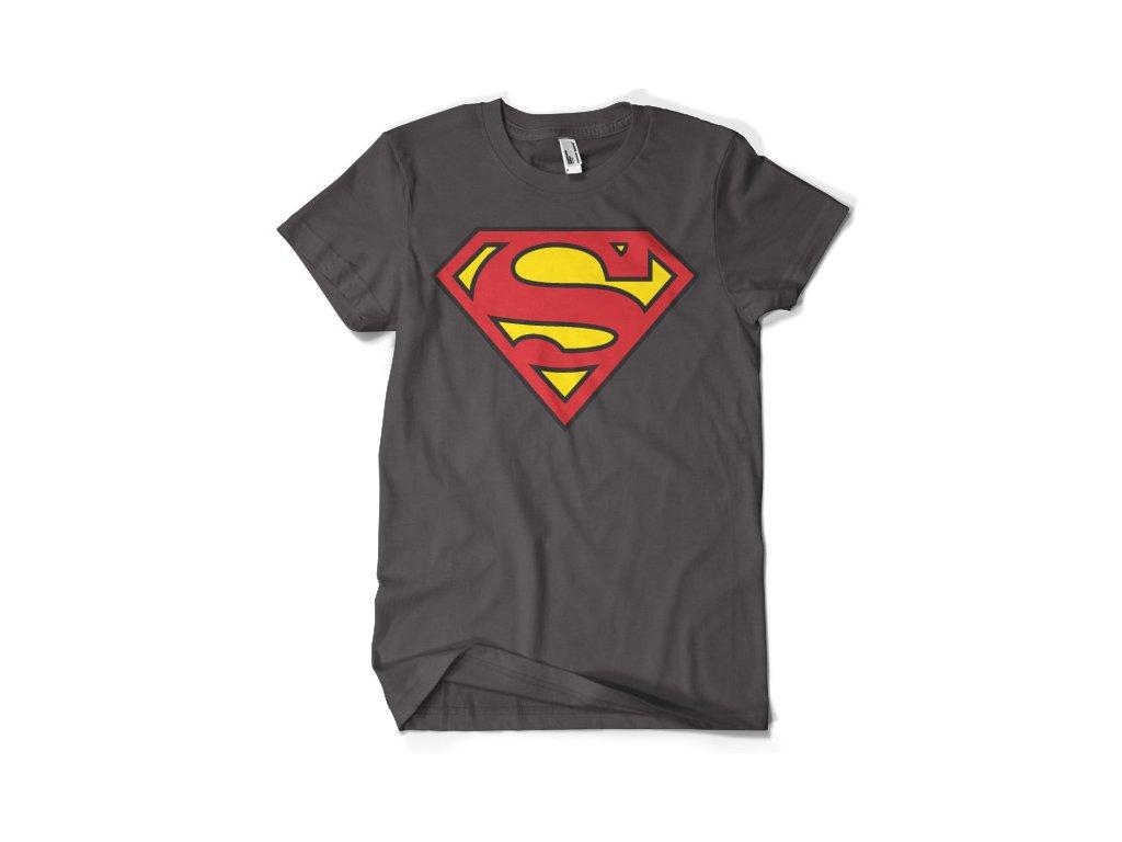 Pánske tričko Superman Shield - Ibamusic.sk 45a80aca2c