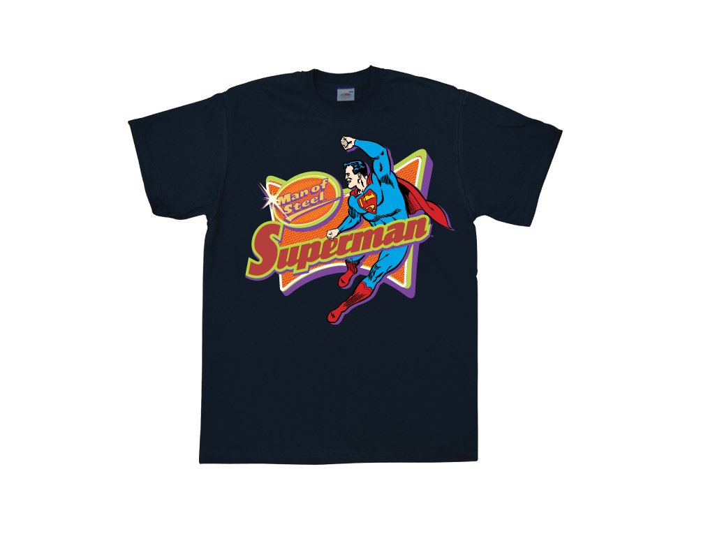 0707652d6514 Pánske tričko Superman - Ibamusic.sk