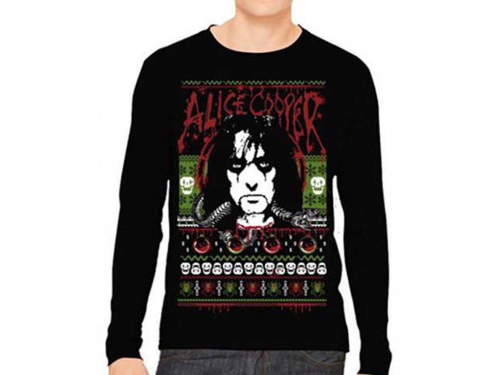 Pánska mikina Alice Cooper (Veľkosť XXL)