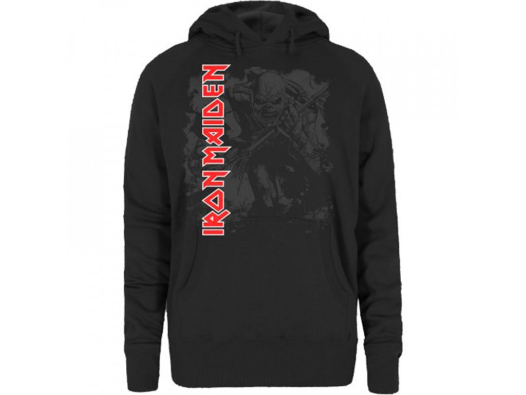 Dámska mikina Iron Maiden (Veľkosť XL)