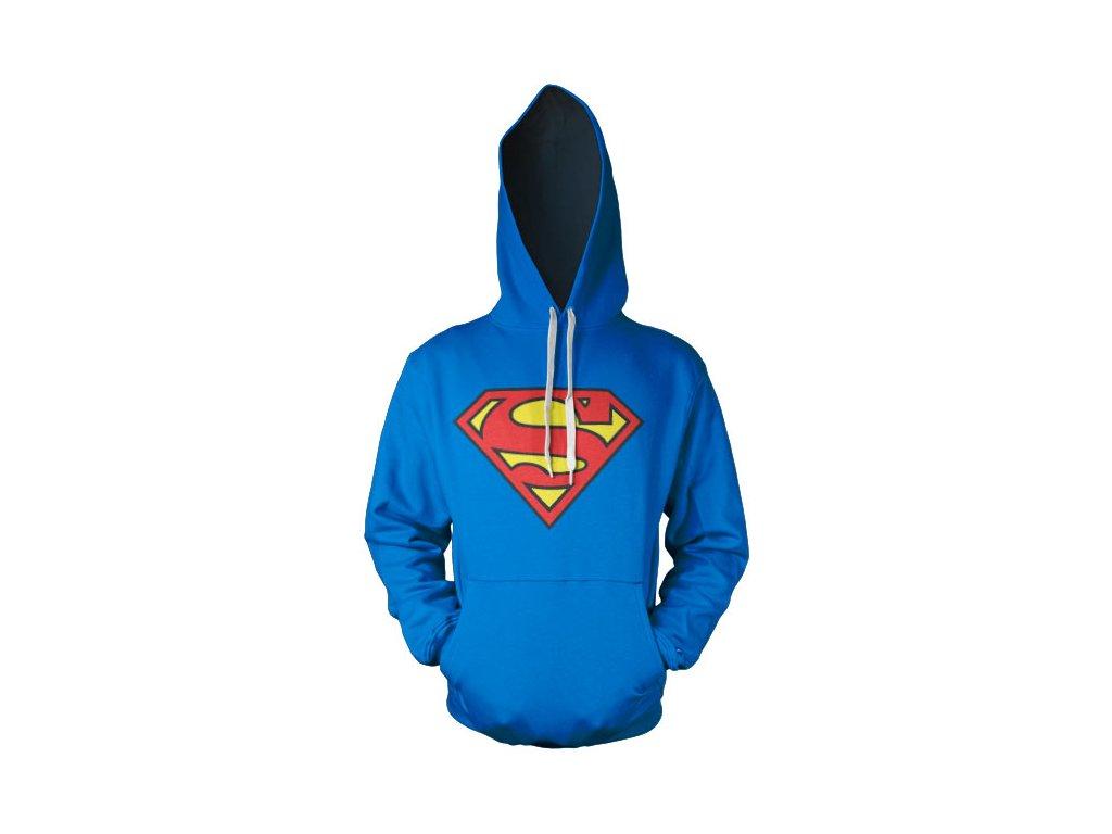 Pánska mikina Superman Shield - Ibamusic.sk f827685327