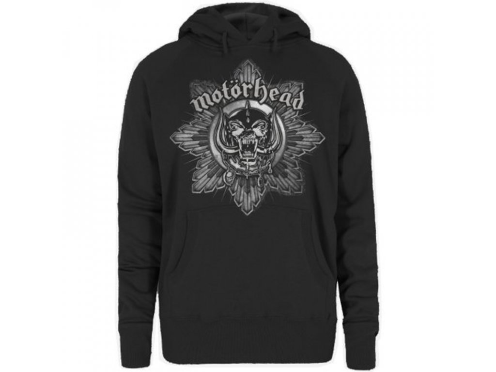 Dámska mikina Motörhead (Veľkosť XL)