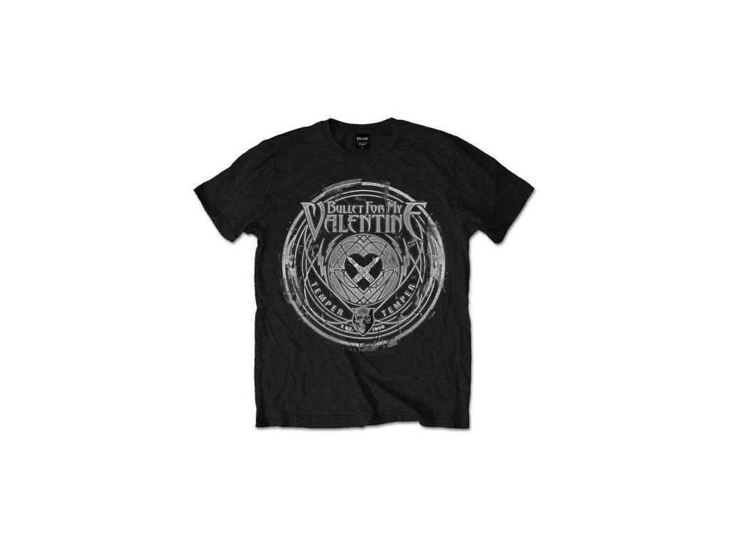 Pánske tričko Bullet For My Valentine Time to Explode (Veľkosť XXL)