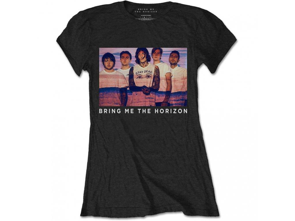 Dámske tričko Bring Me The Horizon (Veľkosť S)