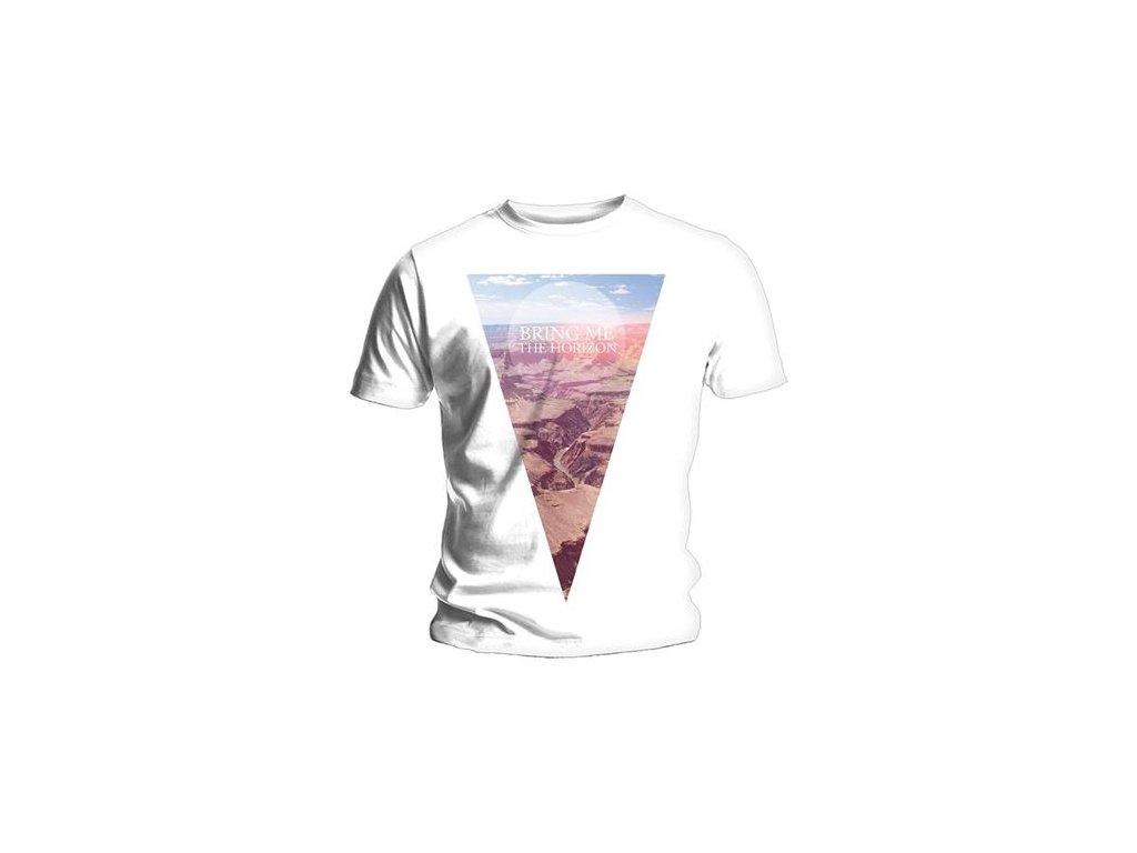 Pánske tričko Bring Me The Horizon Canyon (Veľkosť XXL)