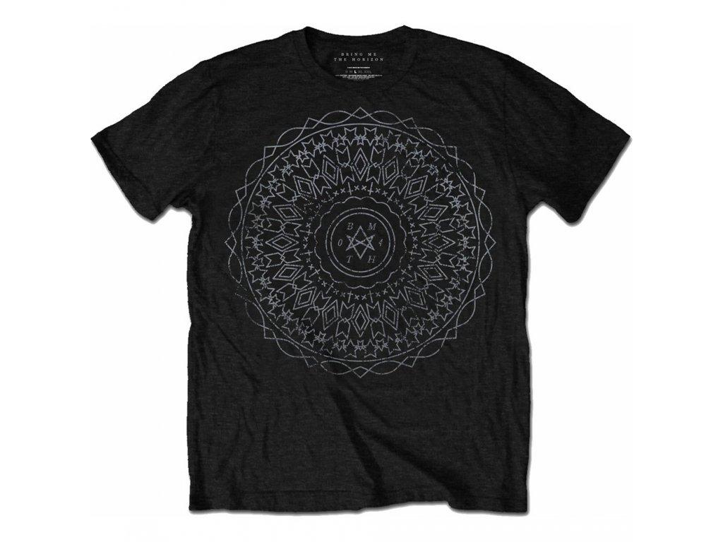 Pánske tričko Bring Me The Horizon Kaleidoscope (Veľkosť XXL)