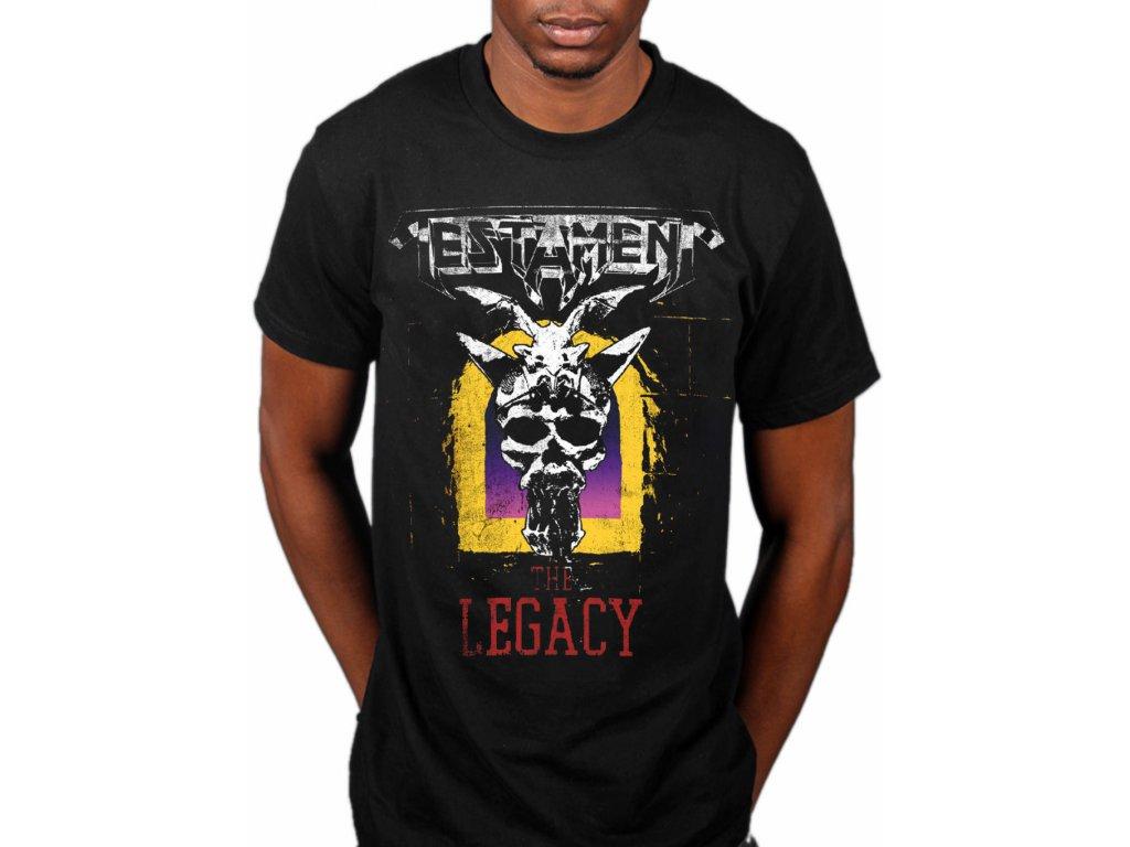 Pánske tričko Testament The Legacy (Veľkosť XXL)