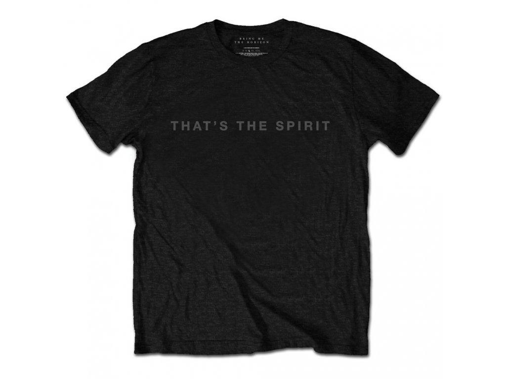 Pánske tričko Bring Me The Horizon That's the Spirit (Veľkosť XXL)