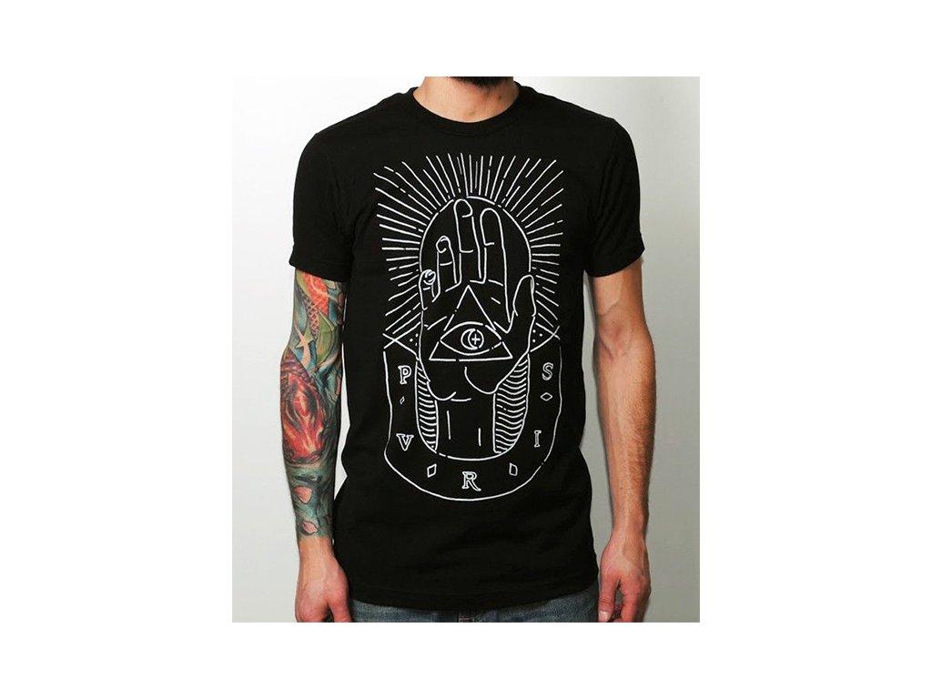 Pánske tričko PVRIS HAND (Veľkosť XXL)