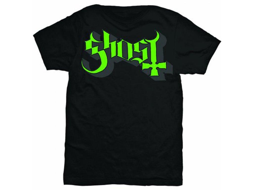 Pánske tričko Ghost Keyline (Veľkosť XXL)