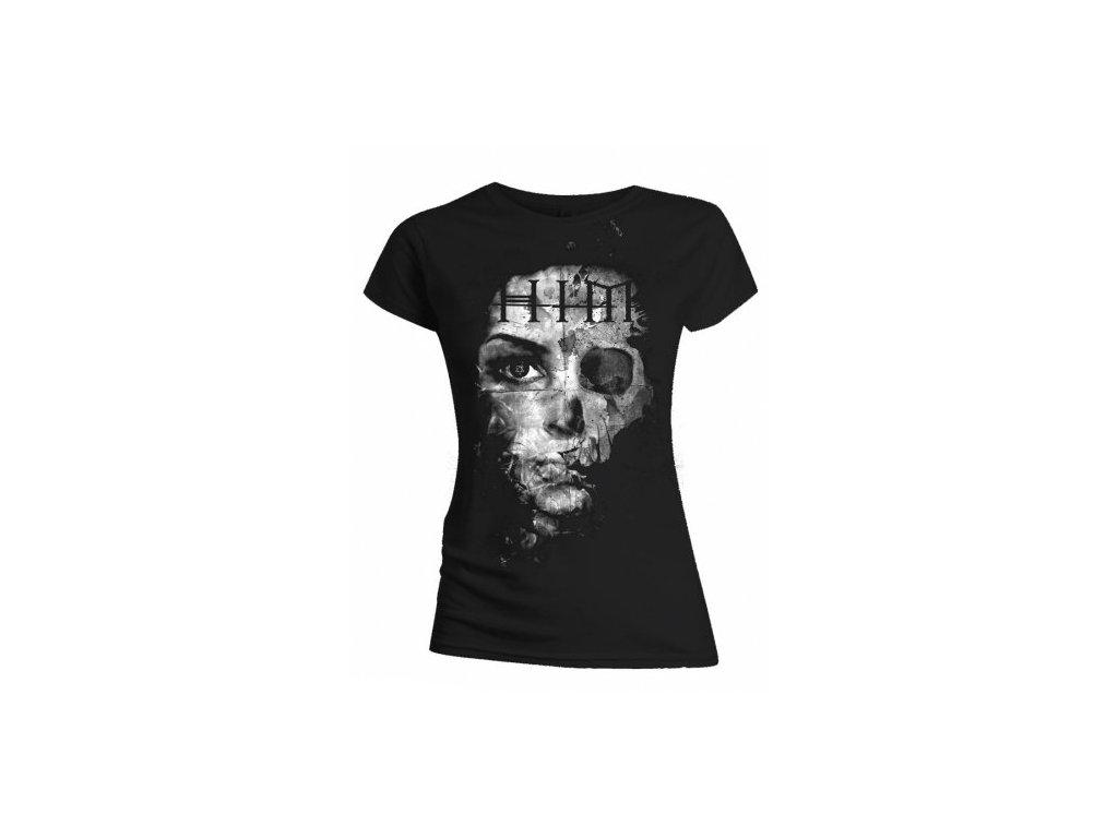 Dámske tričko Him (Veľkosť XL)