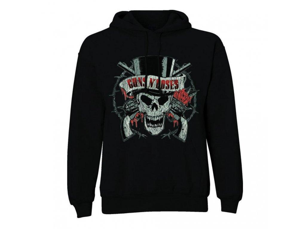 Pánska mikina Guns N' Roses (Veľkosť XXL)