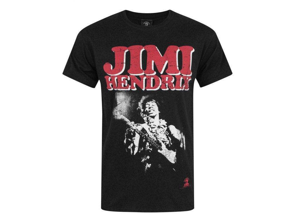 Pánske tričko Jimi Hendrix Classic (Veľkosť XXL)