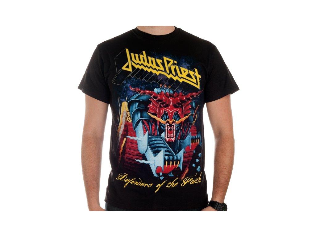 Pánske tričko Judas Priest Defender of the Faith (Veľkosť XXL)