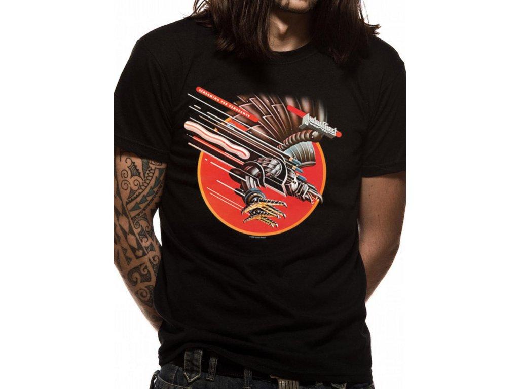 Pánske tričko Judas Priest Screaming for Vengeance (Veľkosť XXL)