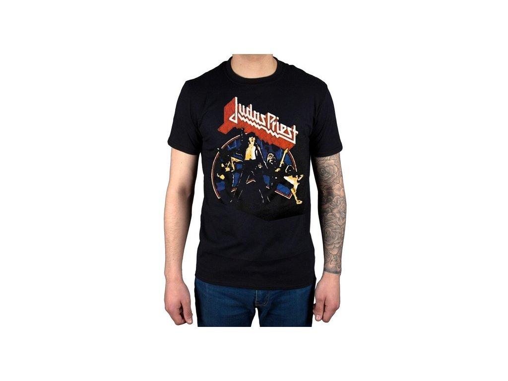 Pánske tričko Judas Priest Classic (Veľkosť XXL)