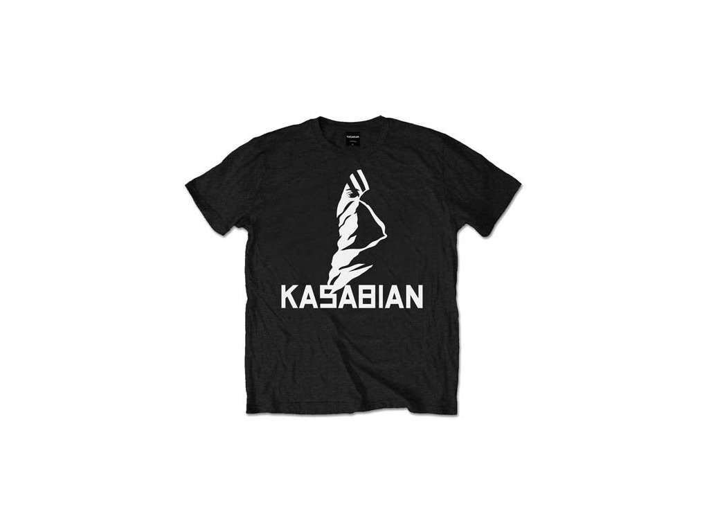 Pánske tričko Kasabian (Veľkosť XXL)